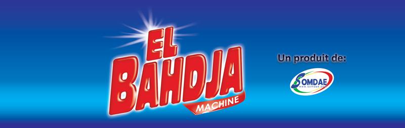 EL-BAHDJA MACHINE , un produit de la société SOMDAE